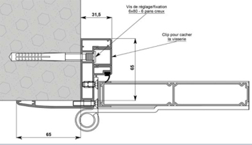 volet battant aluminium univers energies. Black Bedroom Furniture Sets. Home Design Ideas